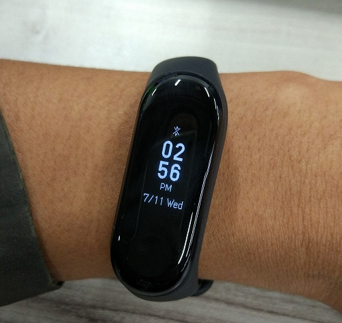 Mi Band 3 Smartwatch Activity Tracking Review - MalaysiaSky